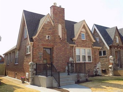 6312 Tholozan Avenue, St Louis, MO 63109 - MLS#: 18018183
