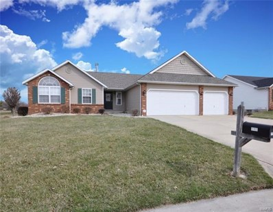 112 Fairway, Maryville, IL 62062 - MLS#: 18018226