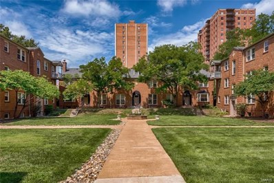 819 Westwood Drive UNIT 3W, St Louis, MO 63105 - MLS#: 18018361