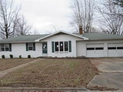 604 Knollwood Drive, Sparta, IL 62286 - MLS#: 18018889