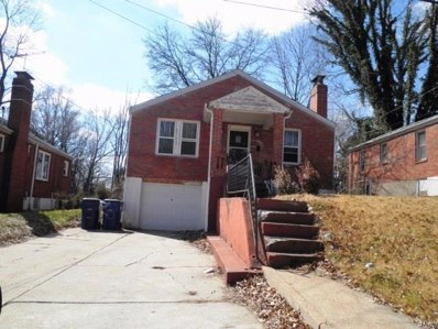 7040 Theodore Avenue, St Louis, MO 63136 - MLS#: 18019953