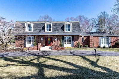 348 Pebble Acres Drive, Town and Country, MO 63141 - MLS#: 18020068