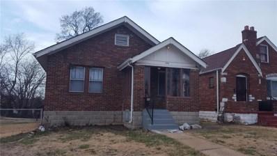 6994 Woodrow Avenue, St Louis, MO 63121 - MLS#: 18020133