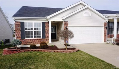 454 Angelique Place, St Charles, MO 63303 - MLS#: 18020285