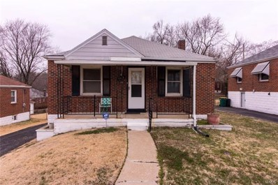 5413 College Avenue, St Louis, MO 63136 - MLS#: 18020372