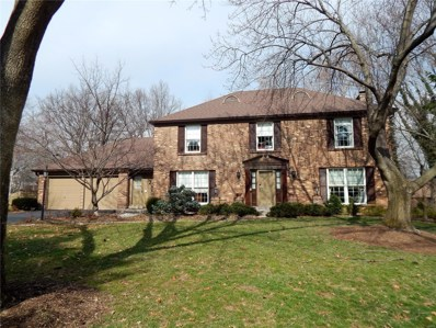 14604 Adgers Wharf, Chesterfield, MO 63017 - MLS#: 18020526