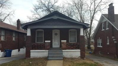 3532 Maywood Avenue, St Louis, MO 63121 - MLS#: 18020528