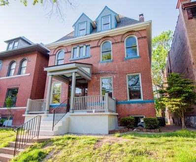 4121 Russell, St Louis, MO 63110 - MLS#: 18020607