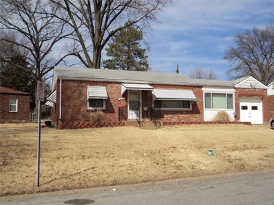 899 Melvin Avenue, St Louis, MO 63137 - MLS#: 18020715