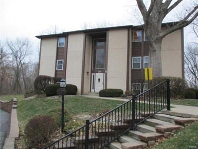 70 Devon Court UNIT B-11, Edwardsville, IL 62025 - #: 18020791