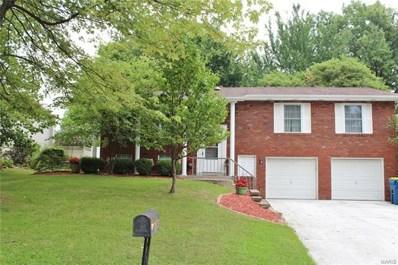1260 Gloucester Drive, Edwardsville, IL 62025 - #: 18020835