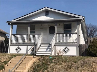 6427 Odell, St Louis, MO 63139 - MLS#: 18021086