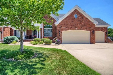 100 Waterfall Court, Glen Carbon, IL 62034 - #: 18021118