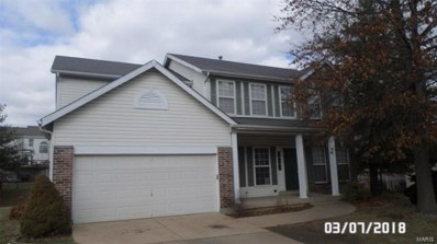 717 Castle Pines Drive, Ballwin, MO 63021 - MLS#: 18021172