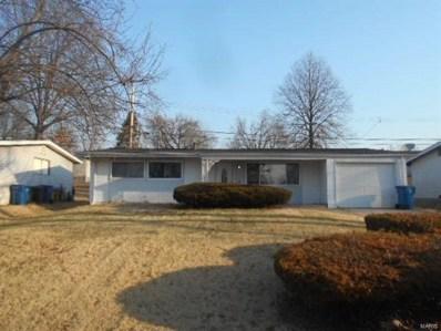 1727 Nashua Drive, St Louis, MO 63136 - MLS#: 18021190