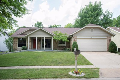 920 Oak Terrace Court, Fenton, MO 63026 - MLS#: 18021612