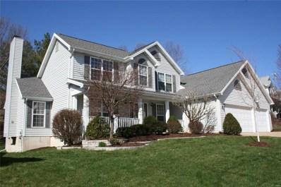 1813 Prescott Ridge, St Charles, MO 63303 - MLS#: 18021724