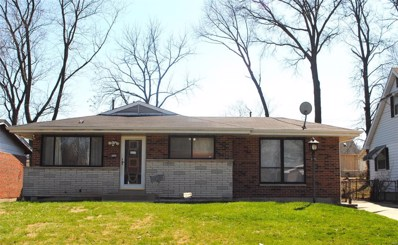 9714 Tennyson Court, St Louis, MO 63114 - MLS#: 18021751
