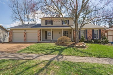 15438 Squires Way Drive, Chesterfield, MO 63017 - MLS#: 18021776
