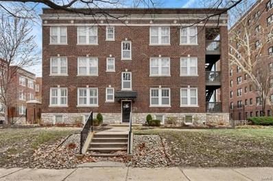5360 Pershing Avenue UNIT 4B, St Louis, MO 63112 - MLS#: 18021923
