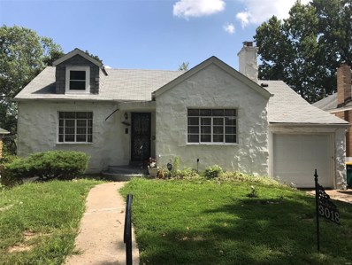 3018 Capehart, St Louis, MO 63121 - MLS#: 18021936