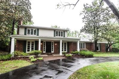 1 Ferrand Woods Drive, St Louis, MO 63124 - MLS#: 18021941