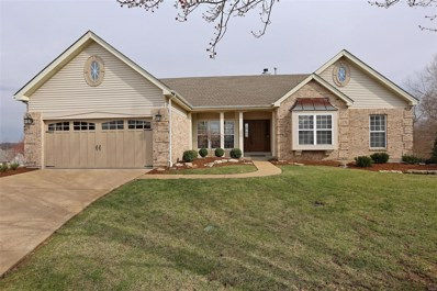 3504 Cabernet Way Court, St Louis, MO 63129 - MLS#: 18021962