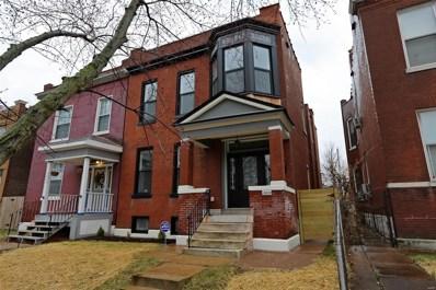 3416 Wyoming Street, St Louis, MO 63118 - MLS#: 18022303