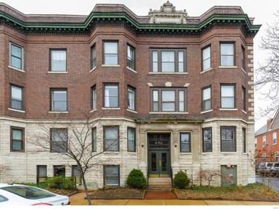 4512 McPherson Avenue UNIT 2W, St Louis, MO 63108 - MLS#: 18022404