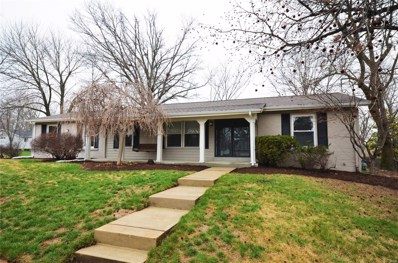 15 Foxhunt Drive, Chesterfield, MO 63017 - MLS#: 18022625