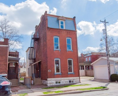 3016 Missouri Avenue, St Louis, MO 63118 - MLS#: 18022653