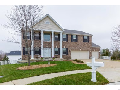 22 Bear Fountain Court, Wentzville, MO 63385 - MLS#: 18022678