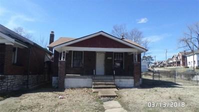 3519 Colonial Avenue, St Louis, MO 63121 - MLS#: 18022716