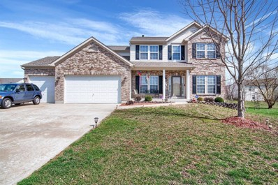 718 Brook Manor Court, Lake St Louis, MO 63367 - MLS#: 18022878