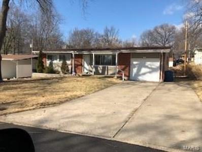 1705 Nashua, St Louis, MO 63136 - MLS#: 18022984