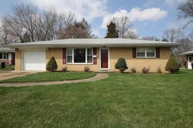 1633 Sherborne, Belleville, IL 62226 - #: 18023008