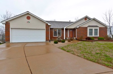 783 Forder Crossing Court, St Louis, MO 63129 - MLS#: 18023038