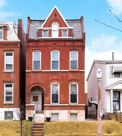 3409 Meramec Street, St Louis, MO 63118 - MLS#: 18023147
