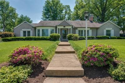 6 Ladue Hills Drive, St Louis, MO 63132 - MLS#: 18023170