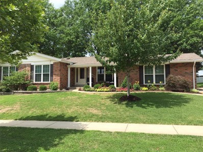 1013 Appalachian Trail, Chesterfield, MO 63017 - MLS#: 18023180