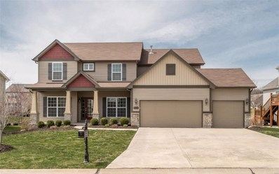 1105 Water View Lane, O\'Fallon, MO 63366 - MLS#: 18023221