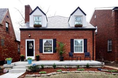 5858 Walsh Street, St Louis, MO 63109 - MLS#: 18023436