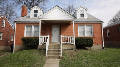 7747 Snowden Avenue, St Louis, MO 63117 - MLS#: 18024517