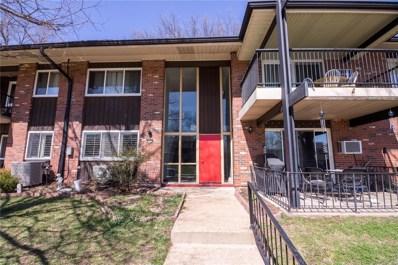 9111 Villaridge Court UNIT C, St Louis, MO 63123 - MLS#: 18024715