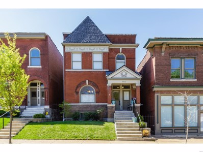 3860 Shenandoah Avenue, St Louis, MO 63110 - MLS#: 18024720