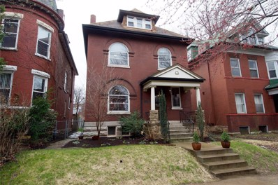 3808 Cleveland Avenue, St Louis, MO 63110 - MLS#: 18024800