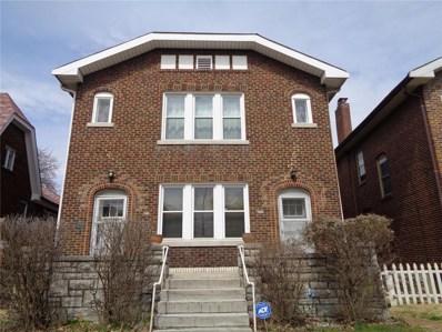 5811 Goener Avenue, St Louis, MO 63116 - MLS#: 18025013