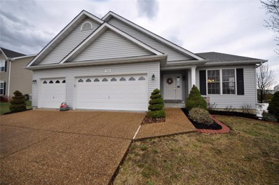 702 Julia Elizabeth Drive, Wentzville, MO 63385 - MLS#: 18025108