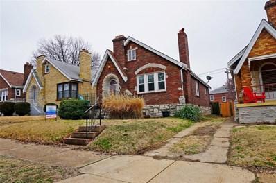 6956 Hillsland Avenue, St Louis, MO 63109 - MLS#: 18025111
