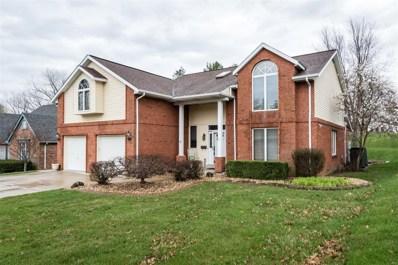 28 Pebble Hill Drive, Belleville, IL 62223 - #: 18025123